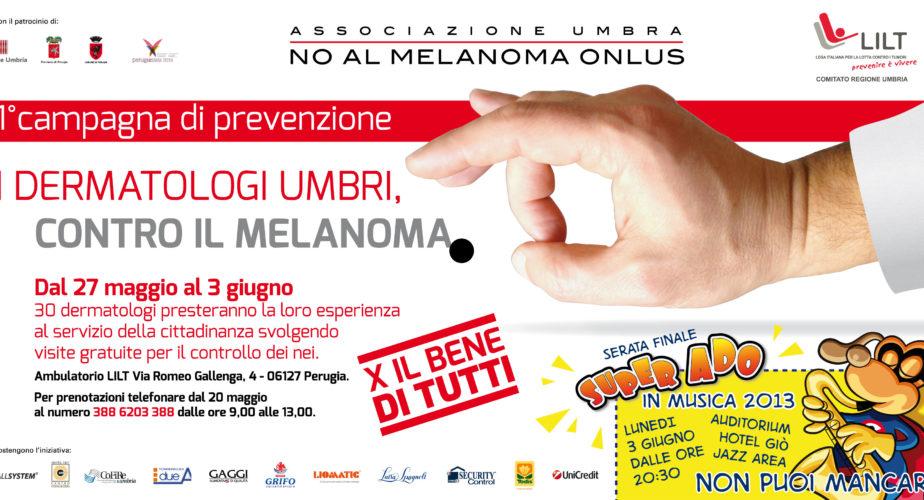 """""""X IL BENE DI TUTTI"""" <br> 1° campagna di prevenzione"""