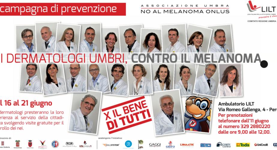 X Il BENE DI TUTTI <br> 2° campagna di prevenzione